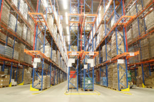 warehouse monitoring system
