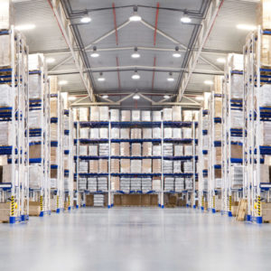 monitor regulated warehouses
